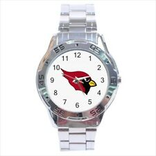 Arizona Cardinals Stainless Steel Watches - NFL Football