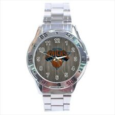 New York Knicks Stainless Steel Watches - NBA Basketball