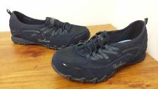 New Womens Skechers Relaxed Fit Bikers Movement (49112) Walking Shoes (J32)