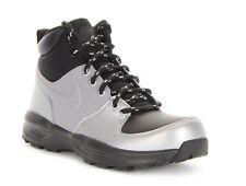 Nike Manoa LTH boots Youth GS 472648 020 Silver ACG Boys/Girls-New in Box