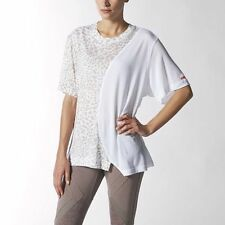 Adidas STELLA MCCARTNEY ESSENTIALS GRAPHIC Tunic TEE T SHIRT M60603 $85 Darling