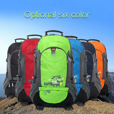 40L Outdoor Sport Luggage Rucksack Traveling Hiking Camping Backpack Picnic Bag