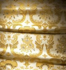Christian Church Liturgical Brocade Greek Quality Fabric Vestment 150cm wide