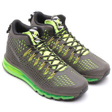 Mens Nike Air Max Graviton Trainers Boots Shoes Brand New in Box Grey / Green
