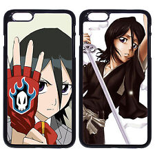 Bleach Ichigo Kuchiki Rukia For Apple iPhone iPod & Samsung Galaxy Case Cover