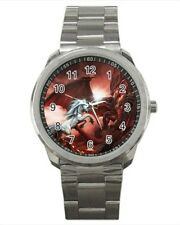 Greek Mythology Stainless Steel Watches