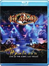 Viva! Hysteria - Leppard Def New & Sealed Blu-ray Free Shipping