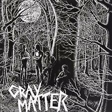 Food for Thought - Gray Matter New & Sealed LP Free Shipping