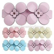 Hot Fashion Acrylic Flower Spring Large Barrette Hair Clip Hairpin Accessory