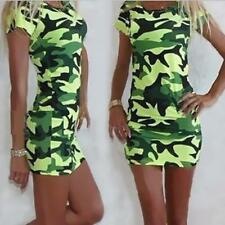 Stylish Womens Bandage Bodycon Summer Evening Sexy Party Cocktail Mini Dress