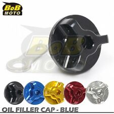 Oil Filler Cap Cup CNC x1 For Triumph Daytona 955 I / T595 97 98 99 00 01