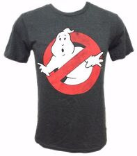 Ghostbusters Halloween Costume Vintage Logo Mens Gray Tee T-Shirt NEW S-2XL