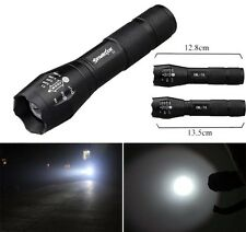 3500 Lumen CREE XM-L T6 LED Rechargeable 18650 Flashlight Torch Lamp+Charger