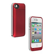 Mophie Juice Pack Air Lightweight Battery Case for Apple iPhone 4S, 4 - 2000mAh