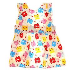 Cute Cartoon Children Kids Baby Girl Cotton Eating Arts & Crafts Painting Apron