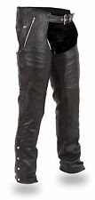 First Classics Unisex Double Deep Pocket Thermal Chaps FIM840CSL