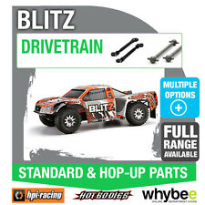 HPI BLITZ DRIVETRAIN Genuine HPi Racing R/C Standard & Hop-Up Parts!