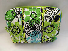 Vera Bradley LIMES UP Large Cosmetic New With Tags  FREE SHIPPING