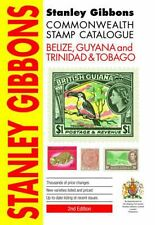 NEW Commonwealth Stamp Catalogue by Stanley Gibbons Free Shipping