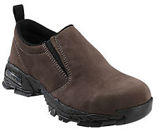 Nautilus 1616 Women's Steel Toe ESD Safety Leather Work Shoes