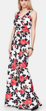 BNWT Definitions Rose Print Maxi Dress Size 12 RRP £65