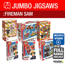 JUMBO JIGSAWS AND PUZZLES FIREMAN SAM FULL RANGE TO CHOOSE FROM - BRAND NEW
