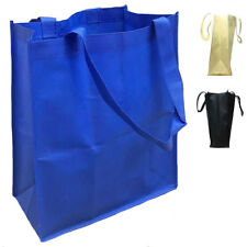 50 LOT Grocery Shopping Bag Bags Reusable Tote Totes Gasset WHOLESALE LOT BULK