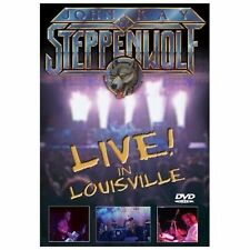 John Kay and Steppenwolf - Live! In Louisville (DVD, 2004)