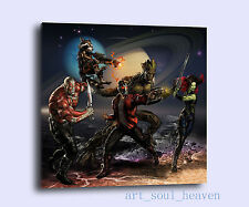 Oil Painting HD Print Wall Decor   Canvas,Guardians of the Galaxy (Unframed)