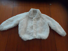 Hand knitted baby boy cardigan 3-6 months choice of colours