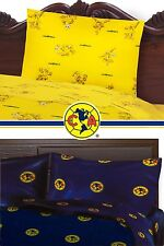 Club America Soccer Team Luxury Sheet Sets featuring Logo Twin or Queen