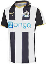 Newcastle United Home Football Shirt 2016-17