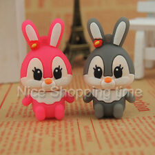 USB 2.0 U Disk Cute rabbit Animal  Memory Stick Flash Pen Thumb Drive 64GB