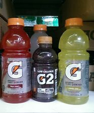 Gatorade ~Thirst Quencher – 12 oz or 20 oz Assort. Varieties