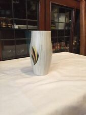 VINTAGE RADFORD ENGLAND HANDPAINTED 1930s ART DECO VASE STYLISH RARE COLLECTABLE
