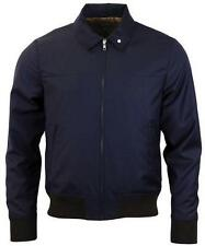 PETER WERTH ECKFORD JACKET - BOMBER STYLE - NAVY BLUE - RRP £129 - SALE *BNWT*