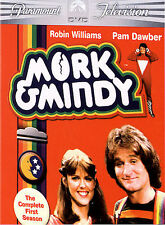 MORK & MINDY THE COMPLETE FIRST SEASON ROBIN WILLIAMS & PAM DAWBER SEALED