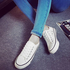Women Lady Casual ALL STARs Chuck Taylor Ox Low High Top Shoes Canvas Sneakers