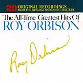 The All-Time Greatest Hits of Roy Orbison, Vols. 1-2 by Roy Orbison (CD,...