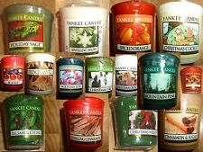 Yankee Candle Votive Candles - Spring & Summer Scents **List II** YOU Choose