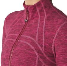 NWT Lululemon Define Jacket Diamond Jacquard Berry Rumble Pink 4 6 8 10 12