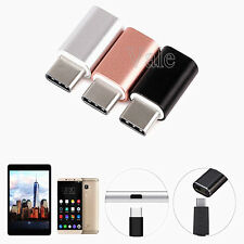 Micro USB to USB 3.1 Type C Adapter Charger Converter For LG G5 Nexus 6P/5X Lot
