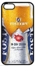 FOSTERS LAGER BEER CAN AMBER NECTAR ≈ REAR COVER CASE for IPHONE 6 5 4 plus IPOD