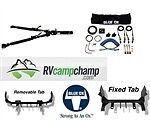 Blue Ox Complete RV Towing Package Honda CR-V 2012-2014 With Alpha Towbar