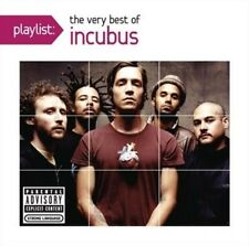 Playlist: the Very Best of Incubus - Incubus New & Sealed Compact Disc Free Ship