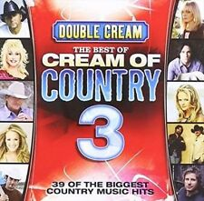 Vol. 3-double Cream-the Best of Cream of Country - Double Cream-The Best Of Crea