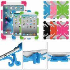 "Universal Shockproof Silicone Soft Case Cover Stand fr 7""-12"" Inch Tablet PC MID"