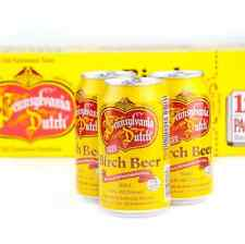 PA Dutch Birch Beer Soda - 12 Cans - Free Expedited Shipping!