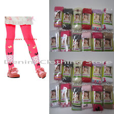 WHOLESALE LOT GIRL KIDS BABY MOPAS TIGHTS WARMER WINTER MIX PRINTED COLOR  XS-XL