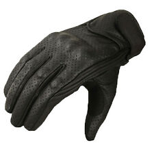 Motorcycle Gloves Summer Motorcycle Gloves Size XS-XXL leather Biker Gloves